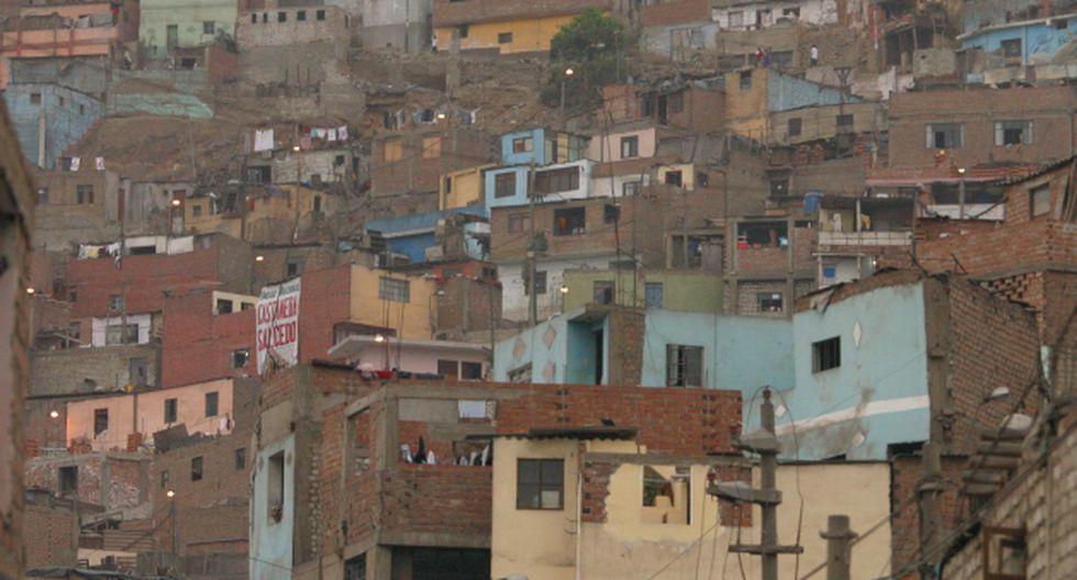 MUCHO POR HACER. Un 15% de las viviendas en el país tiene las paredes y los techos en mal estado. (USI)