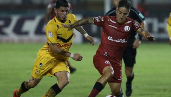 Universitario vs. Cantolao: chocan por el Torneo Clausura de Liga 1. (Foto: Universitario de Deportes)