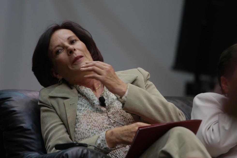 Lourdes Mendoza del Solar fue la segunda vicepresidenta del segundo gobierno de Alan García. (USI)