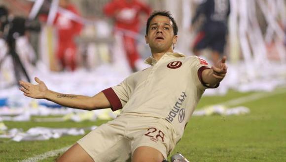 Diego Guastavino se ha convertido fundamental en el esquema de Ángel Comizzo. (Depor)