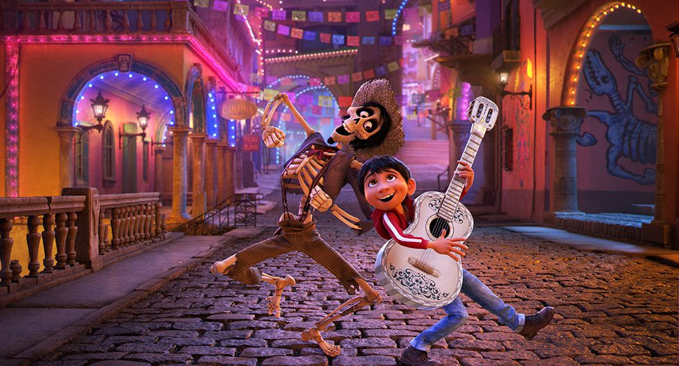 Coco (Disney/Pixar)
