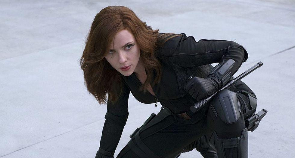 Black Widow pasó a formar parte de la lista oficial de lanzamientos de Marvel Studios. (Foto: Marvel Studios)