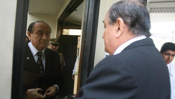 Vidal le presentó al 'Doc'. (USI)
