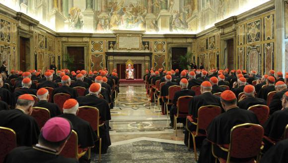 NADIE SE SALVA. El Vaticano fue espiado hasta el inicio del cónclave para elegir al papa Francisco. (EFE)
