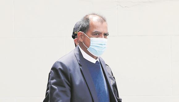 Barranzuela acumuló 158 amonestaciones durante su carrera policial. (Foto: GEC)