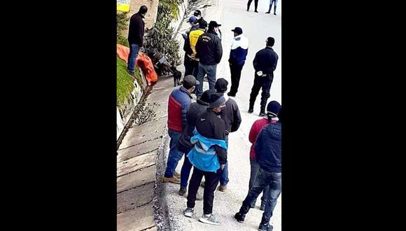 Huánuco: la Policía investiga las causas del siniestro; sin embargo, no se descarta que el exceso de velocidad sería el móvil de la tragedia que enluta a dos familias. (Foto: Difusión)