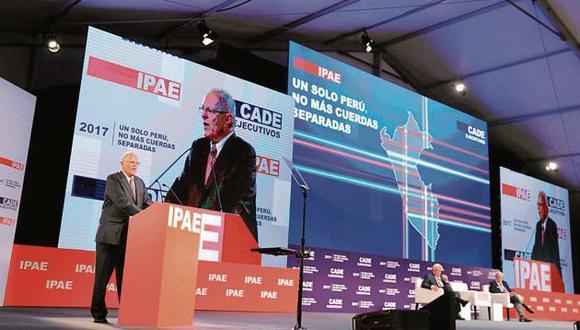 """PPK: """"Confianza y diálogo son esenciales para el país"""" (PRESIDENCIA)"""