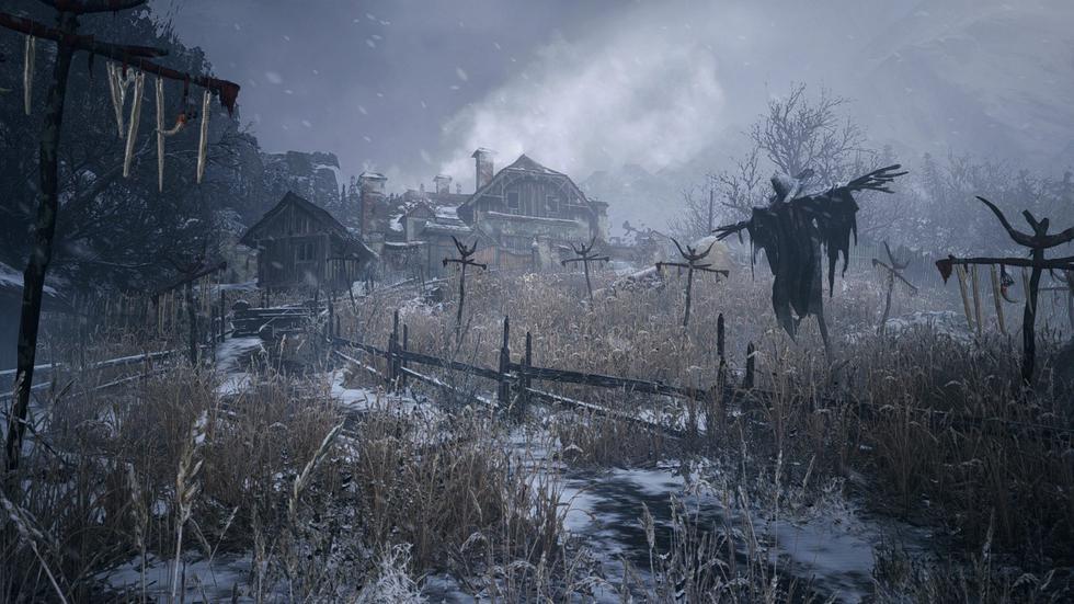 'Resident Evil Village'  saldrá a la venta el 7 de mayo.