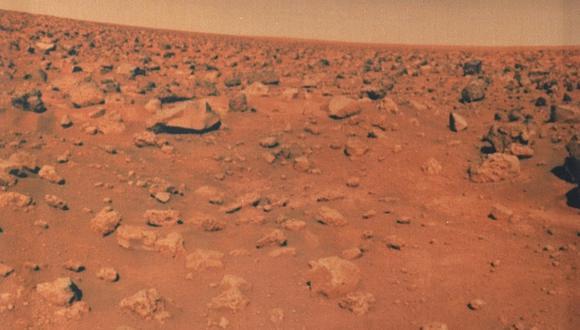 El excientífico, en un artículo en la revista Scientific American, señala que los resultados de la investigación fueron enviados en 1976 y estos demostraban indicios de vida en el planeta. (GETTY)