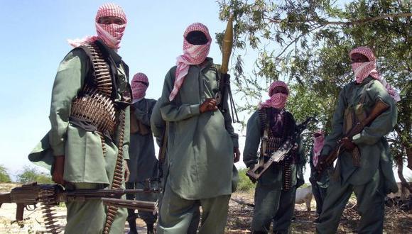 Terroristas de Al Shabab reclutaron a extranjeros. (AP)