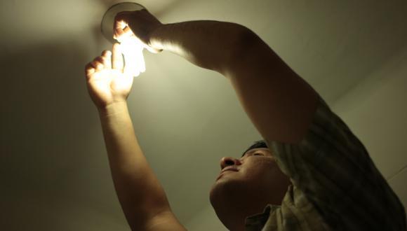 Revisa el medidor de luz. (USI)
