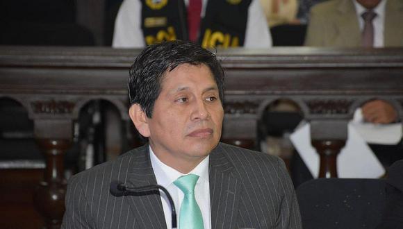 En setiembre del 2019 el Poder Judicial extendió a ocho meses la investigación al exfiscal Abel Concha. (Foto: Poder Judicial)