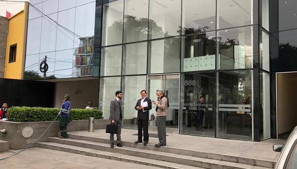Locales de estudios de abogados vienen siendo allanados en marco de investigación sobre Gasoducto del Sur