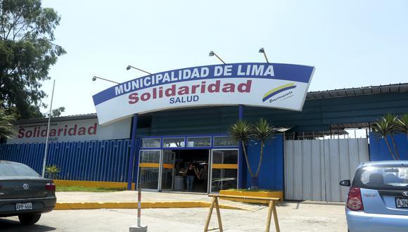 """""""Una vez que lleguen las vacunas, nosotros vamos a ser parte de esa vacunación"""", afirmó el alcalde de Lima, Jorge Muñoz. (Foto: Diana Chávez/GEC)"""