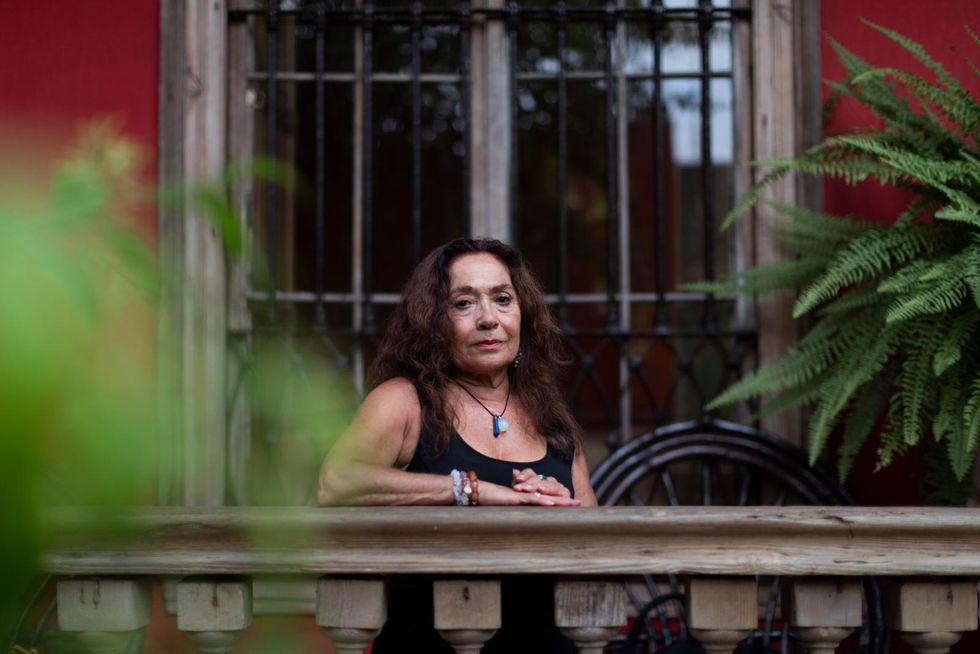 """""""En el teatro siempre hay el temor a repetirme"""", expresa Ralli (Renzo Salazar/Perú21)."""