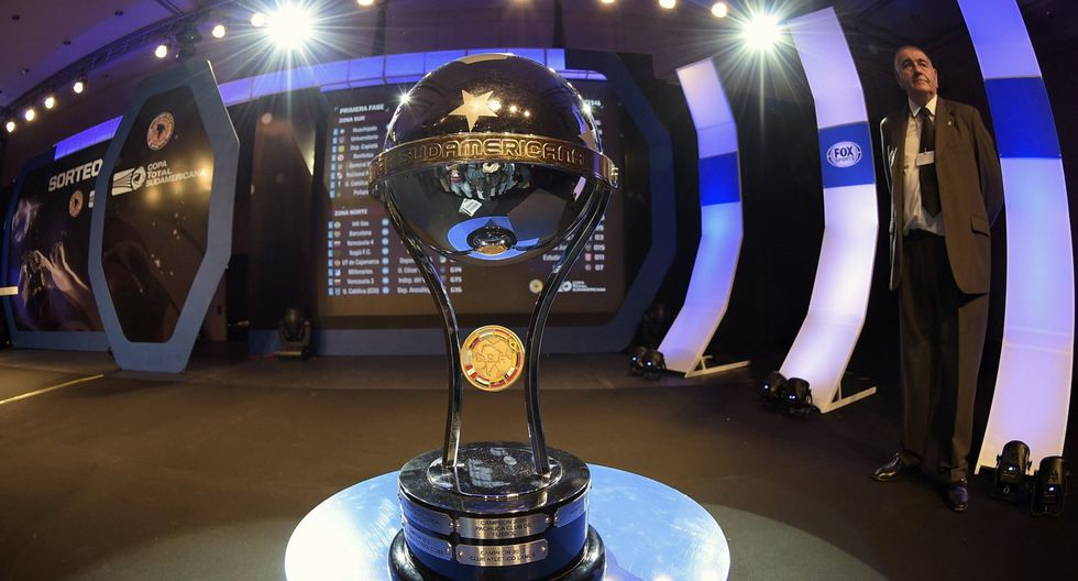 Sport Huancayo es el único representante peruano presente en la segunda fase de la Copa Sudamericana. (AFP)