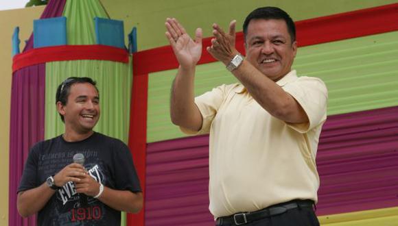 Atrás quedaron las celebraciones entre Sotomayor y Martínez. El alcalde ha roto palitos con su amigo y exmano derecha. (USI)