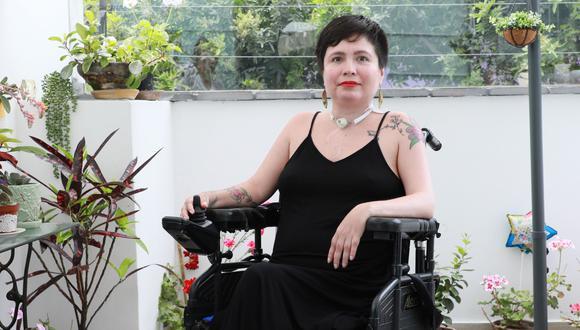 """""""Me ha sorprendido gratamente saber que los médicos en mi país no se cierran a la eutanasia"""", dice Ana Estrada (GEC)."""