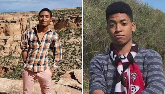 Daniel Robinson tiene 24 años y fue visto por última vez hace tres meses cerca a un desierto. El auto que manejaba fue encontrado, pero no su cuerpo. (Foto: Twitter @JournalistShay / @BuckeyeAZDP)