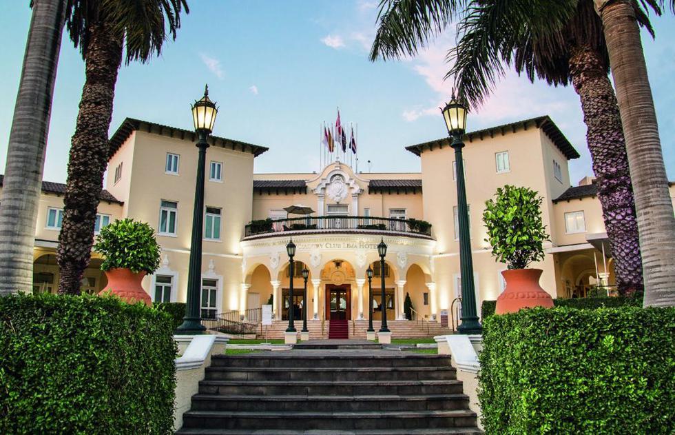 Hotel Country Club de Lima (Foto: Hotel Country Club)