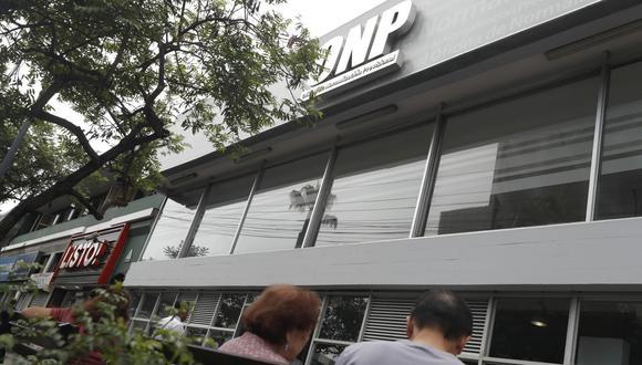 El Ejecutivo sostuvo que la devolución de aportes de la ONP afectaría el presupuesto del Estado. (Foto: Cesar Campos / GEC)