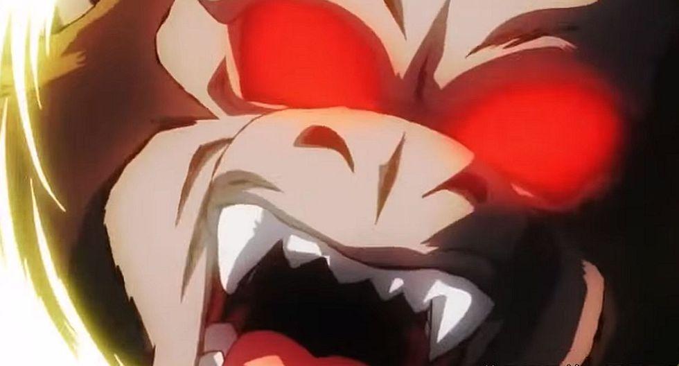 Ozaru sería el responsable del inacabable poder de Broly. (Foto: Toei Animation)