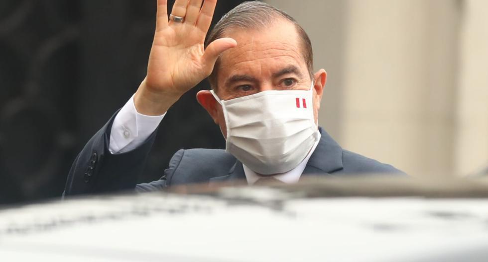 Walter Martos será el nuevo premier del presidente Martín Vizcarra. (Alesandro Currarino / GEC)