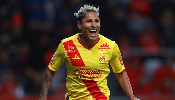 Raúl Ruidíaz quiere volver a coronarse como el 'Campeón de Goleo'. (Getty Images)
