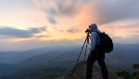 ¡Quiero ser fotógrafo! (Getty)