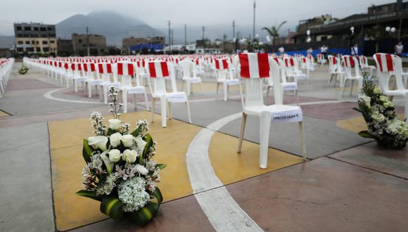 La cantidad de fallecidos por COVID-19 aumentó este lunes. (Fotos Miguel Yovera /@photo.gec)