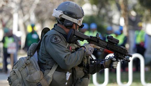 """California: Alerta en centro comercial Tanforan Mall por """"tirador activo"""". (Foto referencial: Reuters)"""