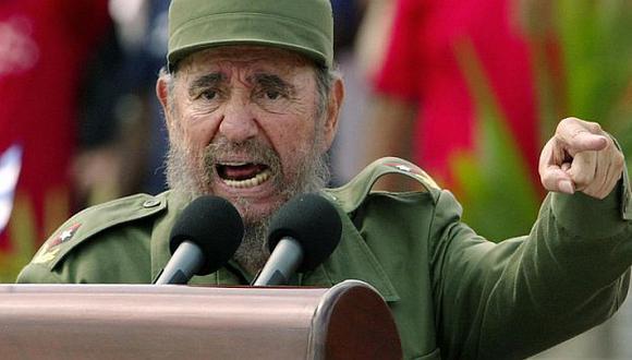 Fidel Castro, uno de los grandes predadores de la libertad de prensa. (