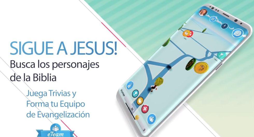 Vaticano estrena su propio videojuego al estilo de 'Pokémon GO'. (YouTube/Cristonautas FRP)