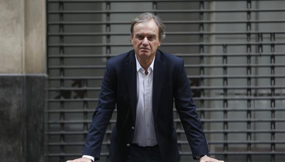 """Carlos Basombrío consideró que UPP será una """"oposición frontal"""". (Mario Zapata)"""