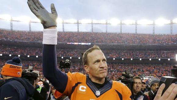 Peyton Manning anunció su retiro tras 18 años en el fútbol americano (NFL). (AP)