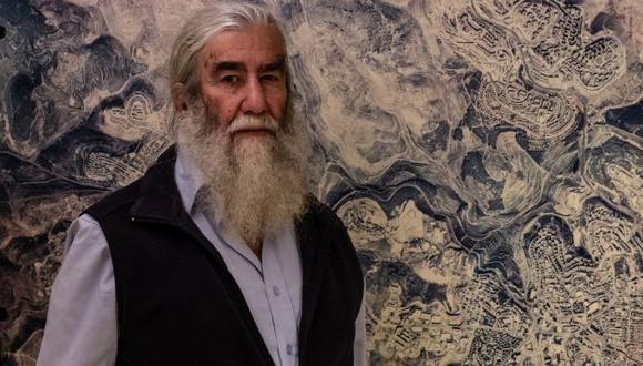 Pepe Alalú, el peruano que llegó a ser vicealcalde de Jerusalén (Fotos: Organización Fuente Latina).