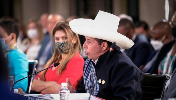 El presidente llegó al Perú el miércoles luego de una gira por Norteamérica. (Foto: Agencias)