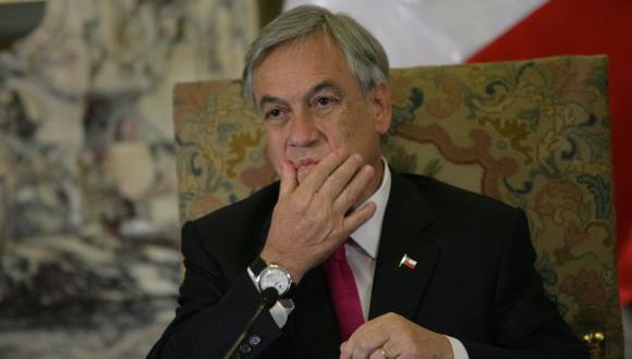 Le preocupa fallo de La Haya. (Luis Gonzáles)