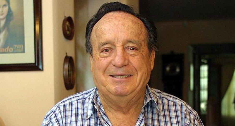Roberto Gómez Bolaños 'Chespirito' nació un día como hoy hace 86 años. (EFE)