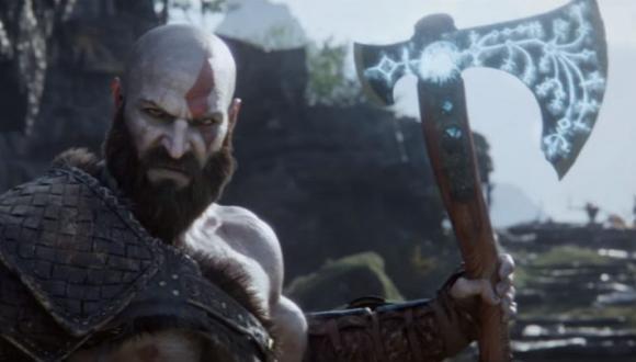 Sony ha publicado un nuevo spot ante el próximo lanzamiento de God of War.