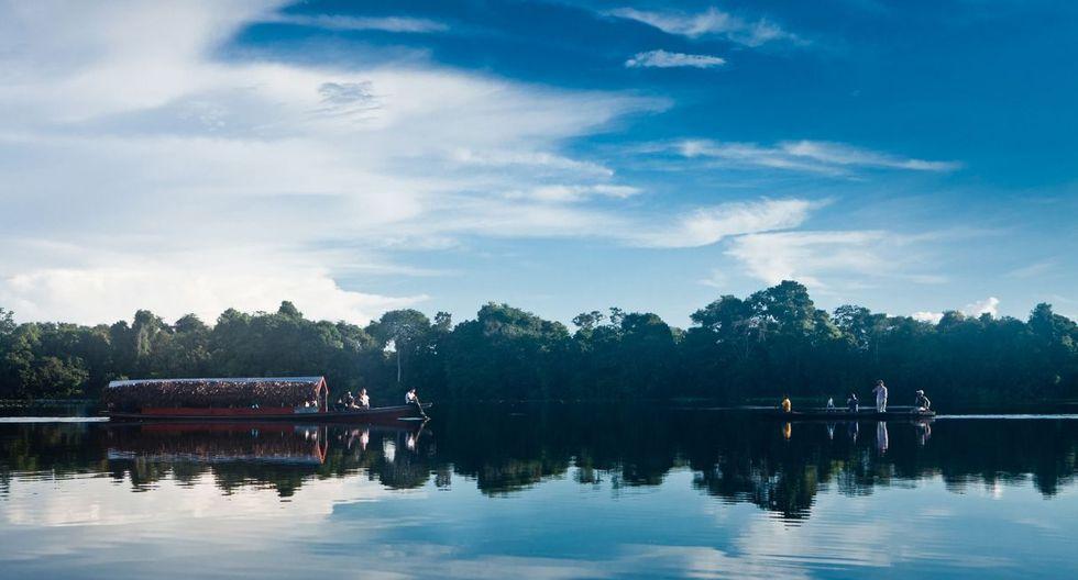 La amazonia peruana ofrece esta experiencia para conectarse con los bosques, ríos y lagunas. (Foto: El Comercio)