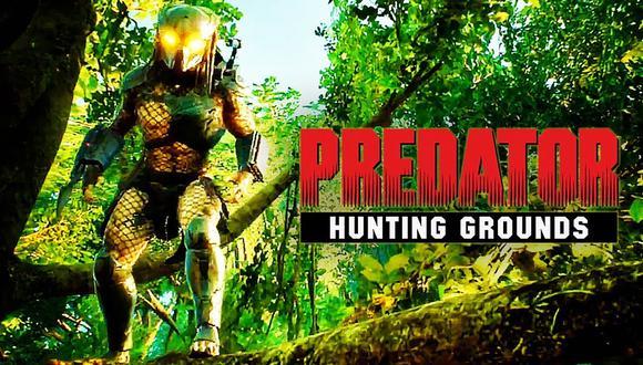Predator: Hunting Grounds llegará de manera exclusiva al PS4 en algún momento del 2020.