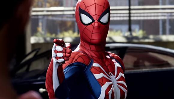El nuevo videojuego de Spider-man llegará en exclusiva para PS4 el próximo 7 de setiembre.