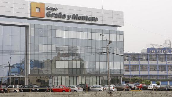 Graña y Montero confirma su objetivo de crecer en Chile  y a nivel regional. (USI)