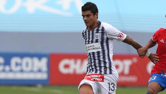Carlos Beltrán renovó una temporada más con Alianza Lima. (Foto: GEC)