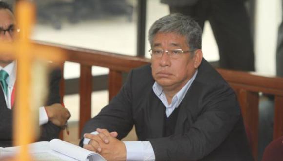 Miguel Facundo Chinguel afrontará desde prisión el proceso en su contra. (Perú21)