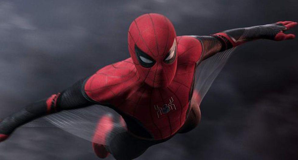 """""""Spider-Man: Far From Home"""" opaca estrenos y sigue en la cima de la taquilla norteamericana. (Foto: Marvel Studios)"""