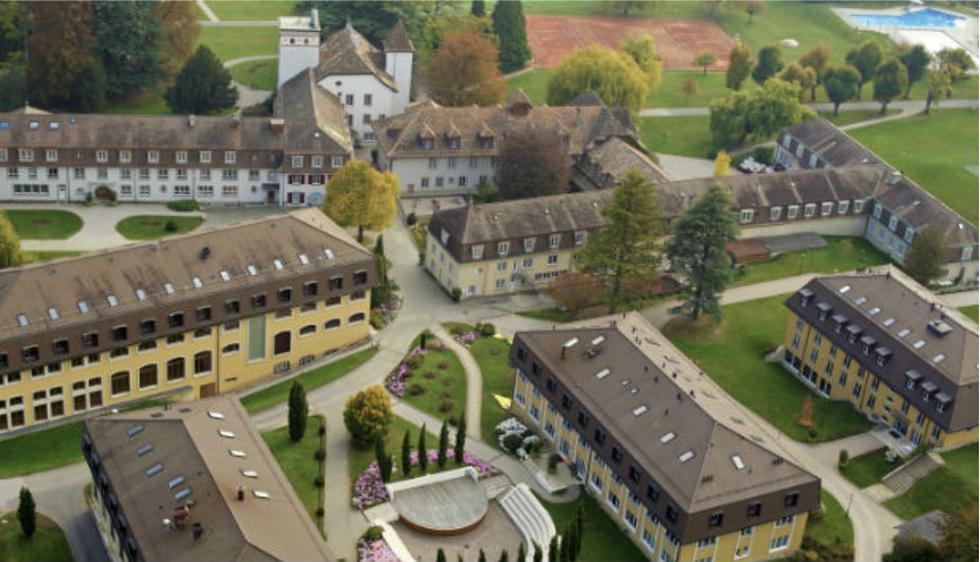 Instituto Le Rosey de Suiza (US$60 mil al año): Se le conoce como la  'Escuela de los Reyes'. (Foto: Le Rosey)