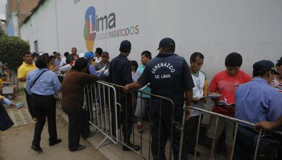 MTC evalúa ampliar plazo para cambio de placas de rodaje. (Perú21)