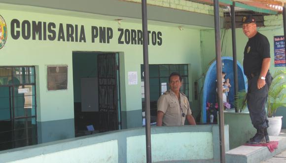 Tumbes: todos los asistentes fueron trasladados a la comisaría de Zorrtios, donde fueron multados por no acatar las medidas de inmovilización social obligatoria.
